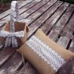 Ring Bearer Pillow/Cushion ..